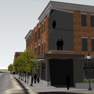 Commercial Architects Petoskey, Michigan